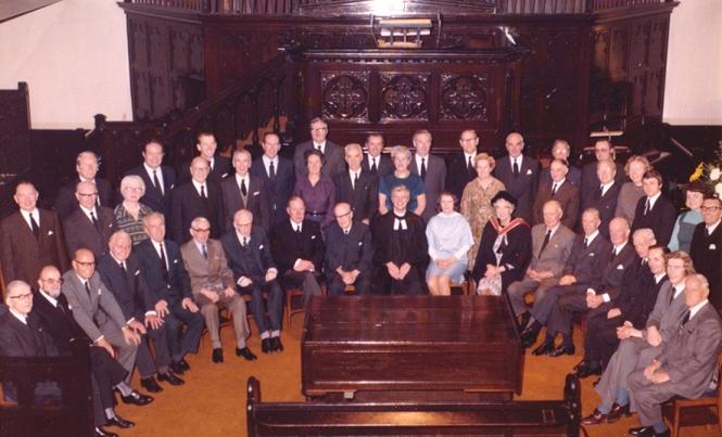 Communion 1977