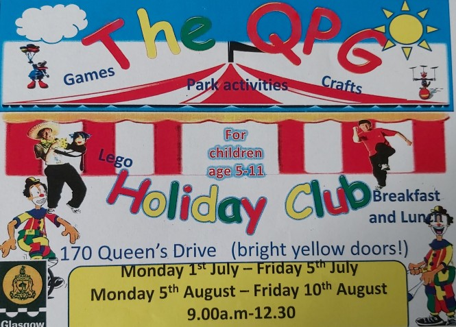 Holiday Club summer 2019
