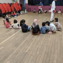 Holiday Club Martial Arts Workshop
